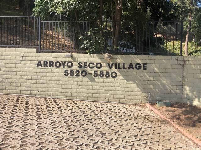 5830 Benner Street #201, Los Angeles, CA 90042 (#301598703) :: Coldwell Banker Residential Brokerage