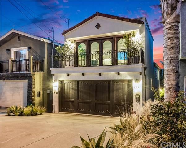 1635 Van Horne Lane, Redondo Beach, CA 90278 (#301605370) :: Coldwell Banker Residential Brokerage