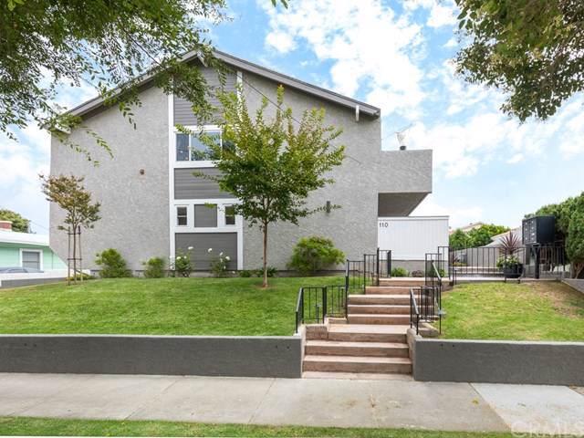 110 S Juanita Avenue #1, Redondo Beach, CA 90277 (#301606513) :: Coldwell Banker Residential Brokerage