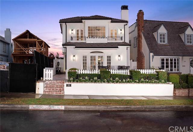 302 Narcissus Avenue, Corona Del Mar, CA 92625 (#301610331) :: Coldwell Banker Residential Brokerage