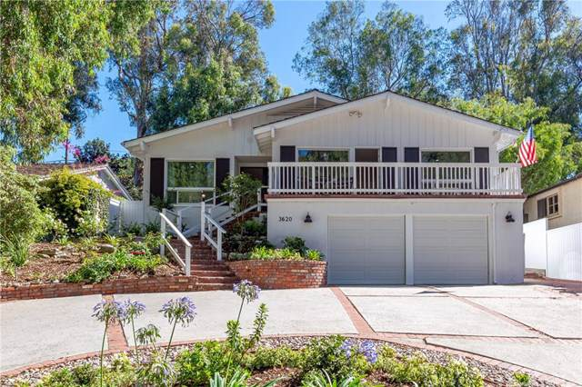 3620 Palos Verdes Drive, Palos Verdes Estates, CA 90274 (#301611628) :: Coldwell Banker Residential Brokerage