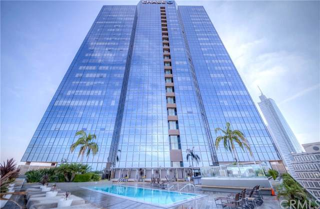 1100 Wilshire Boulevard #1812, Los Angeles, CA 90017 (#301612486) :: Whissel Realty