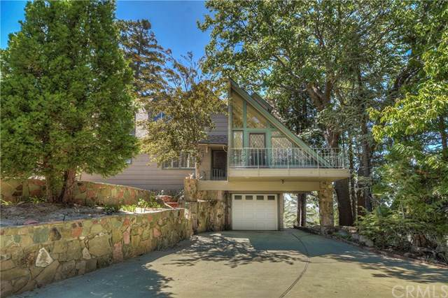 542 Canyon View Drive, Lake Arrowhead, CA 92352 (#301612756) :: Coldwell Banker Residential Brokerage