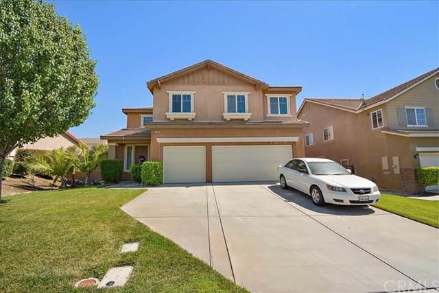 18088 Tanzanite Road, San Bernardino, CA 92407 (#301612760) :: Coldwell Banker Residential Brokerage