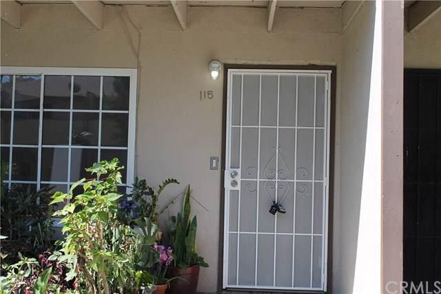 521 S Lyon Street #115, Santa Ana, CA 92701 (#301614229) :: Coldwell Banker Residential Brokerage