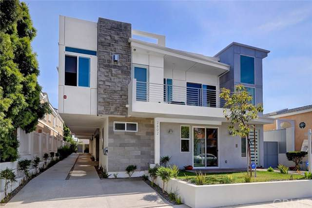 2602 Voorhees Avenue C, Redondo Beach, CA 90278 (#301616264) :: Whissel Realty