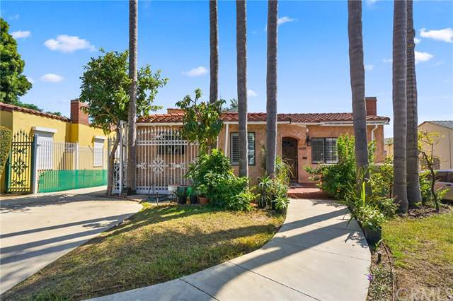 4526 W 63rd Street, Los Angeles, CA 90043 (#301623879) :: Whissel Realty