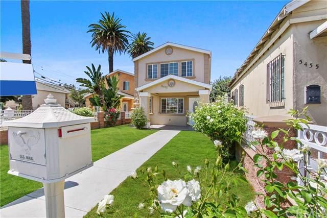 5445 Dairy Avenue, Long Beach, CA 90805 (#301626356) :: Compass
