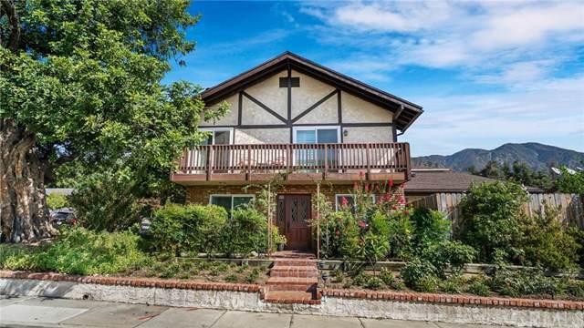 88 Auburn Avenue, Sierra Madre, CA 91024 (#301628873) :: Compass