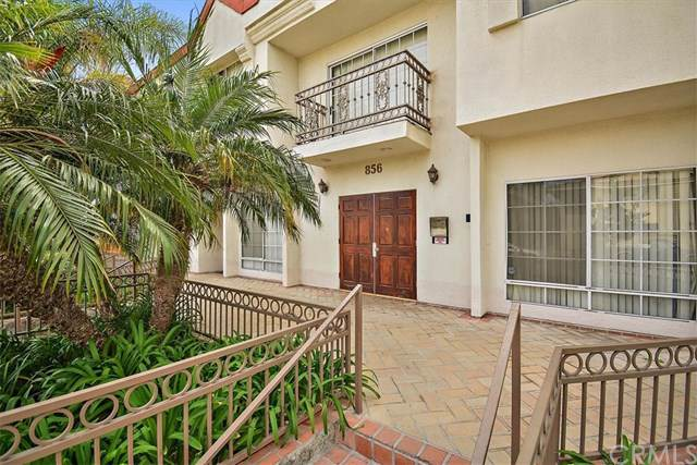 856 W Beach Avenue #15, Inglewood, CA 90302 (#301631527) :: Compass