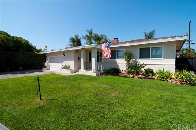 1265 N Evergreen Street, Anaheim, CA 92805 (#301632573) :: Compass