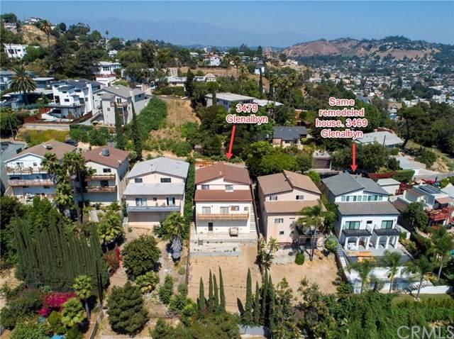 3479 Glenalbyn Drive, Los Angeles, CA 90065 (#301636695) :: Dannecker & Associates