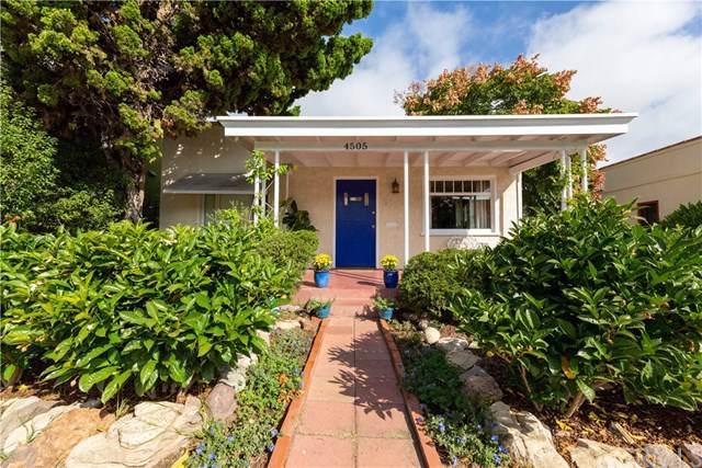 4505 E 4th Street, Long Beach, CA 90814 (#301660945) :: Whissel Realty