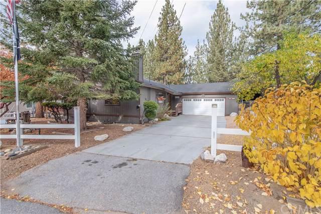 41776 Tanager Drive, Big Bear, CA 92315 (#301663080) :: Compass