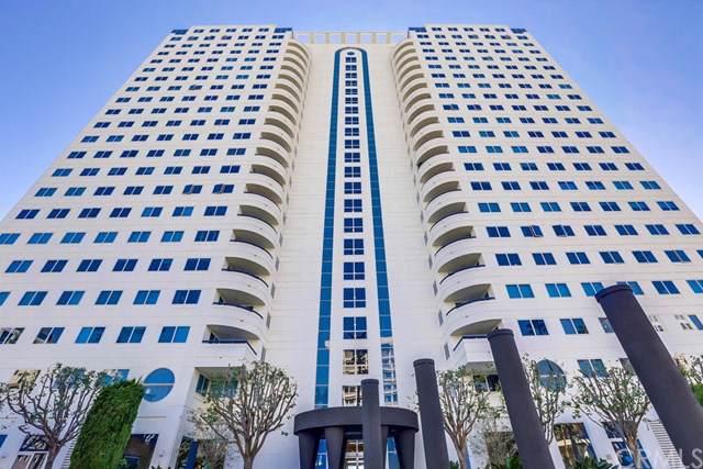 525 E Seaside Way #2101, Long Beach, CA 90802 (#301729625) :: Compass