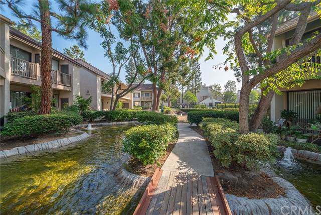 10550 Lakeside Drive M, Garden Grove, CA 92840 (#301741420) :: Whissel Realty