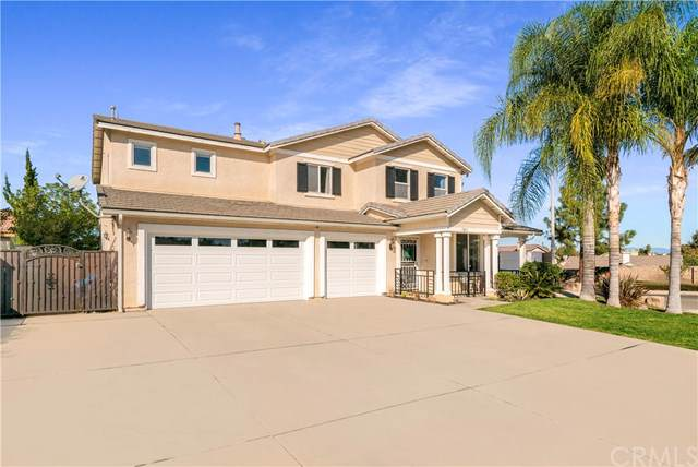 7805 Ralston Place, Riverside, CA 92508 (#301918729) :: Whissel Realty