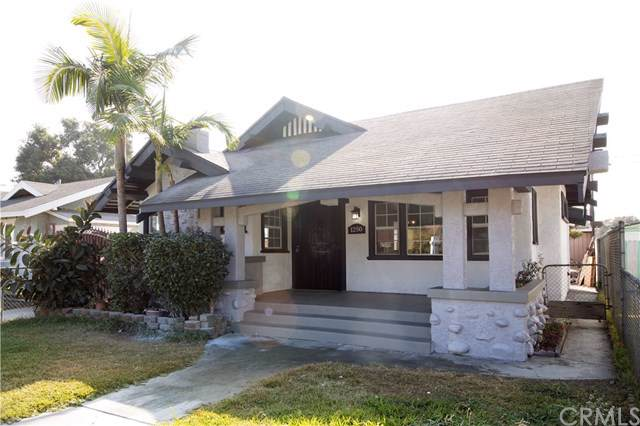 1250 W 58th Place, Los Angeles, CA 90044 (#302015131) :: Whissel Realty