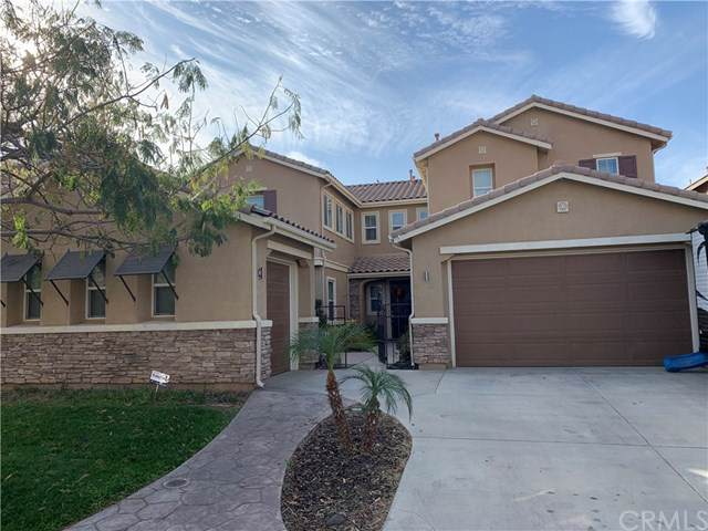 3016 Wollyleaf Court, Perris, CA 92571 (#302090434) :: Whissel Realty