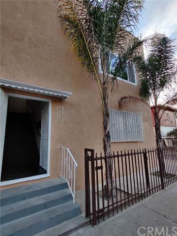 250 E 61st Street, Los Angeles, CA 90003 (#302296750) :: Whissel Realty