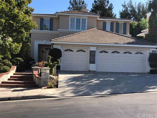 2720 Somerset Place, Rowland Heights, CA 91748 (#302303459) :: Whissel Realty