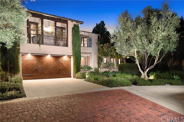 1 Tranquil, Newport Coast, CA 92657 (#302311721) :: Whissel Realty