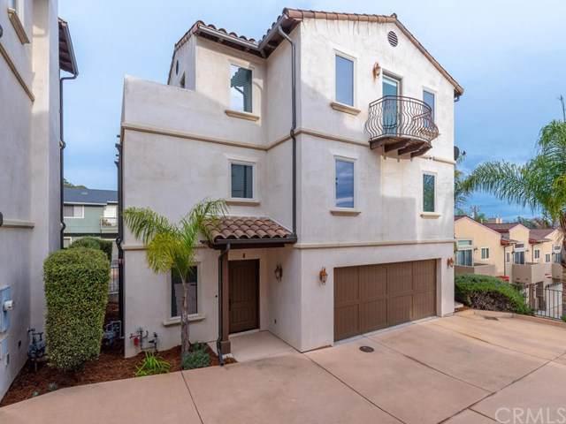 436 Stimson Avenue #4, Pismo Beach, CA 93449 (#302312294) :: Whissel Realty