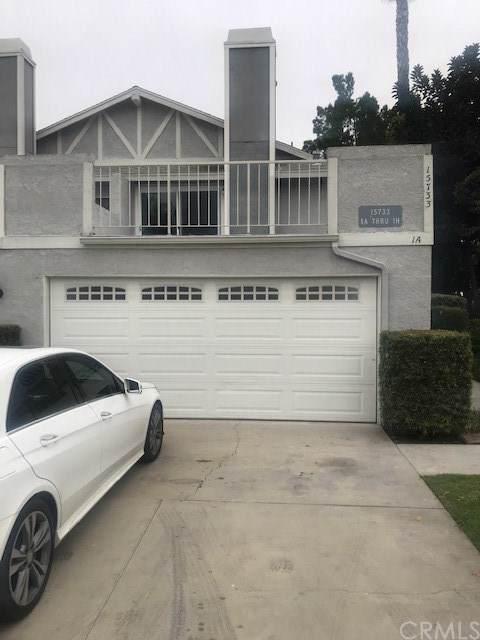 15733 Tetley Street 1A, Hacienda Heights, CA 91745 (#302314865) :: Whissel Realty