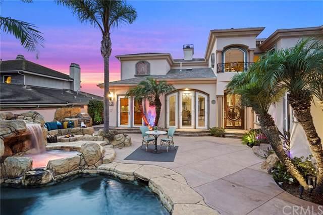 55 Montecito Drive, Corona Del Mar, CA 92625 (#302314958) :: Whissel Realty
