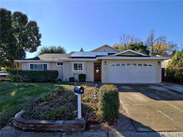 47 Parkhurst Street, Chico, CA 95928 (#302320681) :: Whissel Realty
