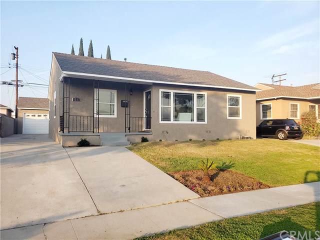 6233 Henrilee Street, Lakewood, CA 90713 (#302399762) :: COMPASS