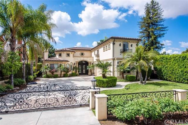 314 E Rodell Place, Arcadia, CA 91006 (#302400886) :: Whissel Realty