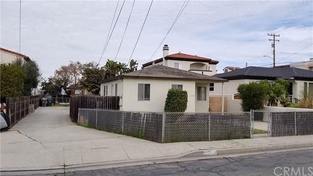 1705 Belmont Lane, Redondo Beach, CA 90278 (#302405437) :: Whissel Realty