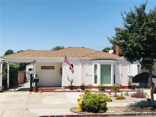 8425 San Luis Avenue, South Gate, CA 90280 (#302434930) :: Whissel Realty