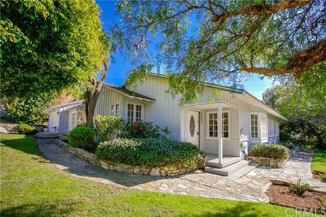 1600 Via Machado, Palos Verdes Estates, CA 90274 (#302438765) :: Cay, Carly & Patrick   Keller Williams