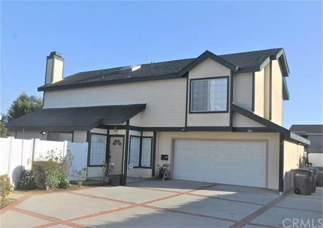 248 E 220th Street, Carson, CA 90745 (#302440258) :: Keller Williams - Triolo Realty Group