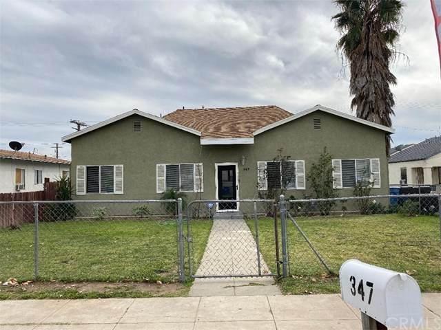 347 W 23rd Street, San Bernardino, CA 92405 (#302440826) :: COMPASS