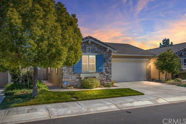360 Shining Rock, Beaumont, CA 92223 (#302440965) :: Whissel Realty