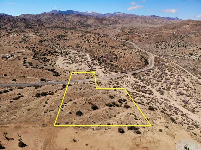 0 Pioneertown Rd, Pioneertown, CA 92268 (#302467675) :: Keller Williams - Triolo Realty Group