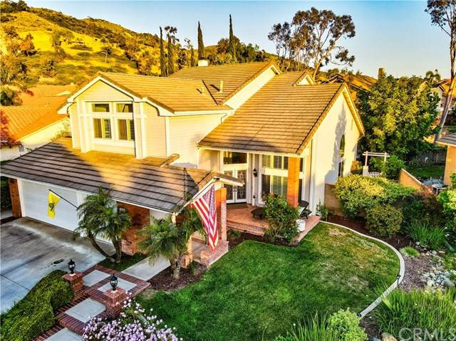 20606 Shadow Rock Lane, Rancho Santa Margarita, CA 92679 (#302538364) :: Compass