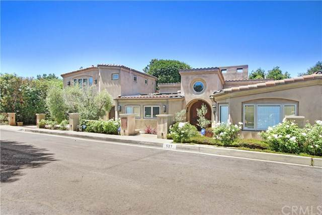 527 Hanley Place, Los Angeles, CA 90049 (#302539616) :: Whissel Realty