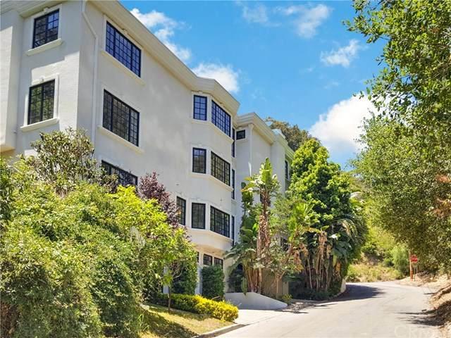 1398 N Davies Drive, Beverly Hills, CA 90210 (#302554745) :: Compass