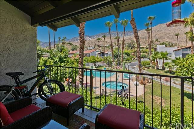2250 S Palm Canyon Drive #43, Palm Springs, CA 92264 (#302559867) :: Whissel Realty