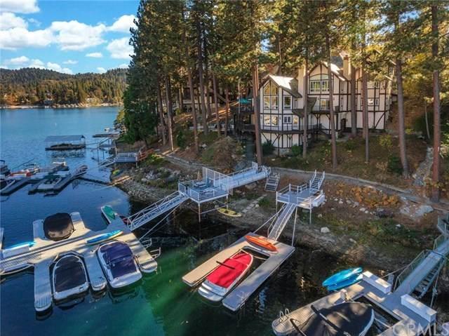27463 Bay Shore Drive, Lake Arrowhead, CA 92352 (#302575849) :: Keller Williams - Triolo Realty Group