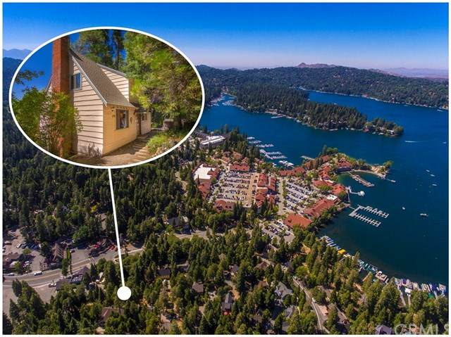 250 Mittry Lane, Lake Arrowhead, CA 92352 (#302579264) :: Whissel Realty