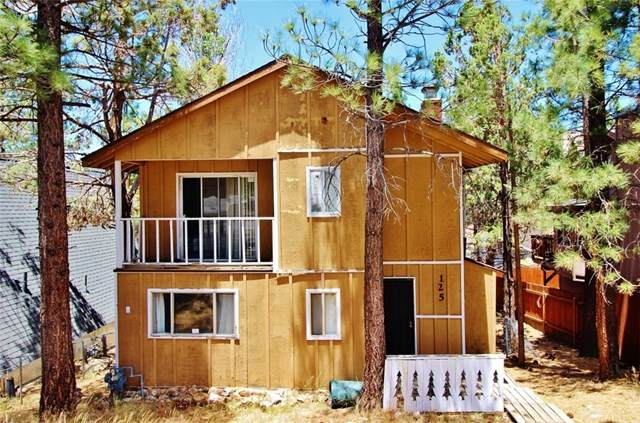 125 Fairway Boulevard, Big Bear, CA 92314 (#302581352) :: Yarbrough Group