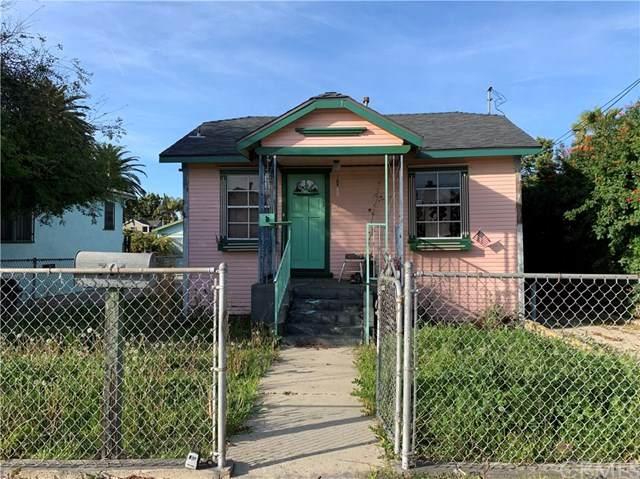 764 W W Elberon Avenue, San Pedro, CA 90731 (#302581615) :: Whissel Realty
