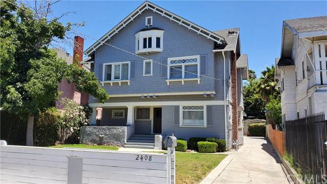 2408 Juliet Street, Los Angeles, CA 90007 (#302581836) :: Whissel Realty