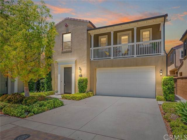 144 Hollow Tree, Irvine, CA 92618 (#302582151) :: Whissel Realty