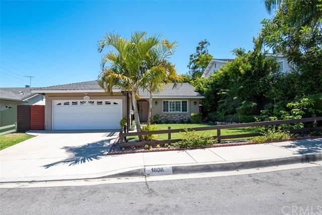 1808 Peninsula Verde Drive, Rancho Palos Verdes, CA 90275 (#302582293) :: Whissel Realty